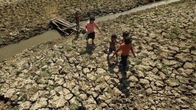 Acqua, una persona su otto nel mondo  non ne ha l'accesso