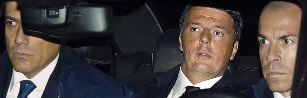 """Renzi si è dimesso, consultazioni al via domani alle 18   video    """"Governo con tutti o voto dopo la decisione della Consulta"""""""