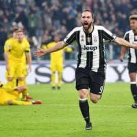 Champions league, pagelle Juventus-Dinamo Zagabria: Rugani non solo il gol