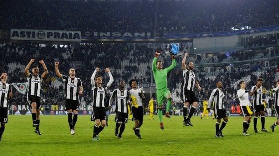 Juventus-Dinamo Zagabria 2-0, obiettivo primo posto centrato