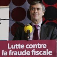 Francia, tre anni di carcere all'ex ministro del Bilancio Jérôme Cahuzac