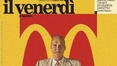 Sul Venerdì in edicola  Un film sul creatore dell'impero McDonald's