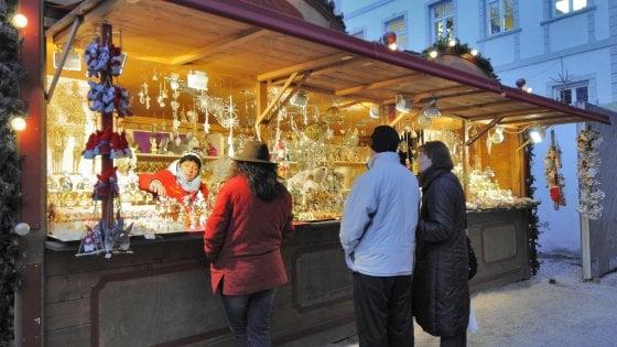 Il miracolo antico dei mercatini di Natale