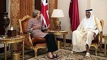 Le mani del Qatar su petrolio russo e il gas inglese