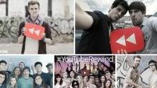Rewind 2016: il trionfo degli youtuber, ecco i video più visti in Italia