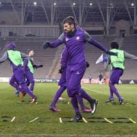 Qarabag-Fiorentina, il film della partita