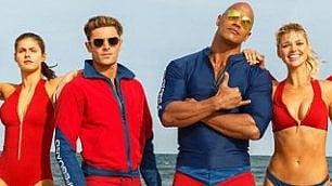 "Zac Efron e Alexandra Daddario   al cinema nel nuovo ""Baywatch"""