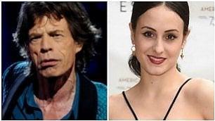 Mick Jagger neopapà a 73 anni l'8° figlio dalla 29enne Melanie