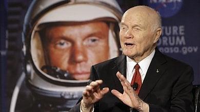 Morto John Glenn, primo astronauta Usa  che andò in orbita intorno alla Terra