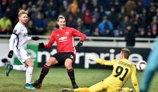 Europa League, verso i sedicesimi: incubo United per Roma e Fiorentina