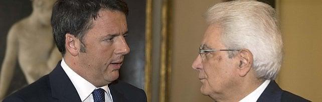 Tg4: Renzi avrebbe dato la sua disponibilità al Renzi Bis. Le reazioni a caldo per strada