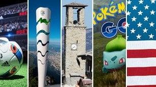 Facebook racconta il 2016 in Italia ''Calcio, terremoto e gioco''   video
