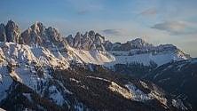 Tra Isarco e Fanes Dolomiti slow    foto