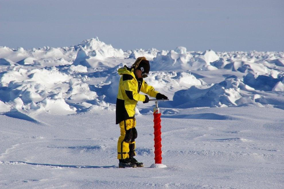 Cartoline dall'Antartide: 76 donne di scienza in viaggio contro le disuguaglianze