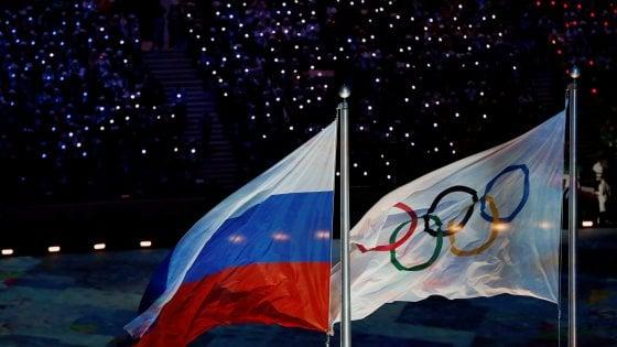 Doping, rapporto Wada: coinvolti mille atleti russi