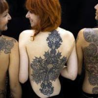 Allarme tatuaggi: peggiorano la psoriasi