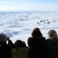 La più grande spedizione di scienziate è salpata per l'Antartide