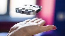 Vola AirSelfie. Il mini drone raccoglie online oltre 400 mila euro   foto