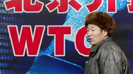 La Cina festeggia 15 anni nel Wto. Ma sul commercio è guerra globale