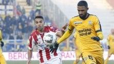 Verona e Frosinone ko Benevento, derby pari Anche la Spal è seconda
