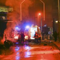 Istanbul, esplosioni nei pressi dello stadio del Besiktas