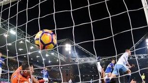La Lazio si rialza subito   foto   Sampdoria battuta 1-2   pagelle