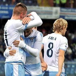 Le pagelle di Sampdoria-Lazio: Puggioni quasi perfetto, Felipe Anderson versione assist