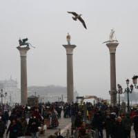 Venezia e la caccia alla colonna perduta: