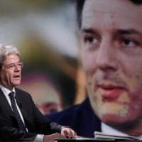 Gentiloni, lanciato da Renzi, verso l'incarico. L'ex premier: