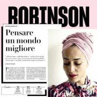 Smith, Cognetti, Baricco: Robinson torna in edicola. Ecco gli incipit