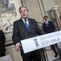 Gentiloni al lavoro su squadra governo: confermati i big dell'esecutivo Renzi. Con l'incognita Verdini