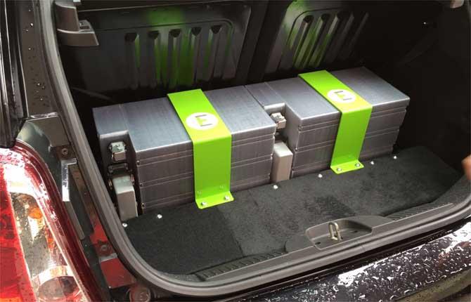 G-Tech 500 Evo 350 Hybrid, la citycar diventa un mostro