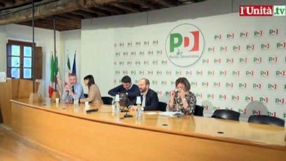 """Direzione Pd, Renzi: """"Congresso e elezioni"""". Speranza: """"Ci dica se c'è spazio per chi ha votato No"""""""