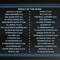 Europa League, italiane sfortunate: la Roma contro il Villarreal, Fiorentina col Borussia M.