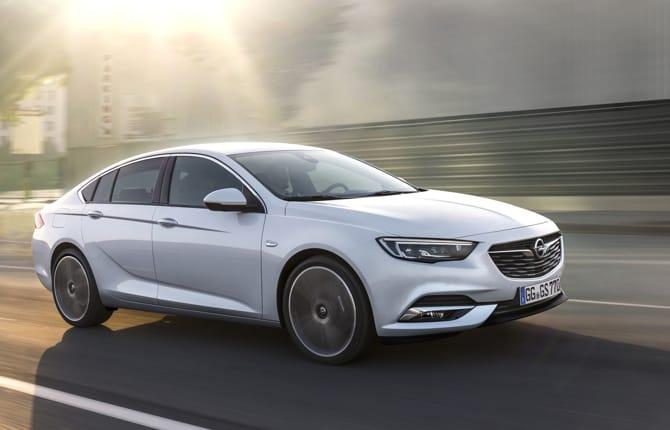 Nuova Insignia Grand Sport, Opel all'attacco