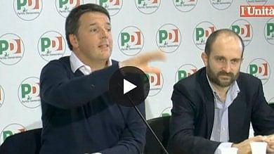 """Direzione Pd, Renzi: """"Congresso e elezioni"""". Speranza: """"Segretario ci dica se c'è spazio per chi ha votato No"""""""