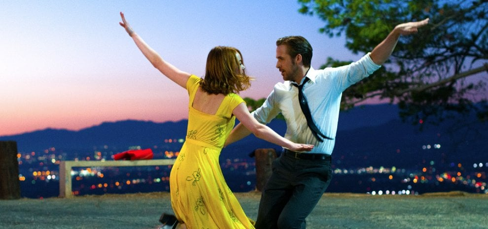 Golden Globe 2017, per 'La La Land' sette nomination