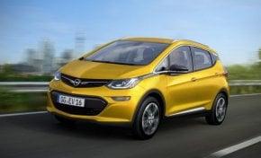 Opel Ampera-e, l'elettrica dei record