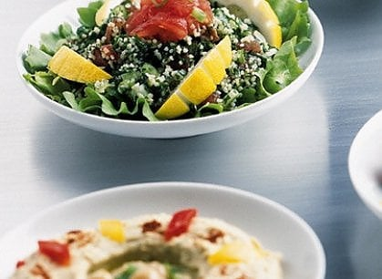 Vegetariani, vegani o celiaci: a bordo c'è un pasto per tutti