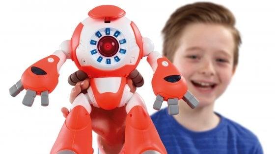 Attenzione a quei giocattoli smart, spiano i vostri bambini