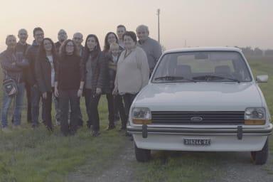 Una Ford Fiesta per 7 fratelli