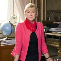 La ministra svedese Wallstroem: