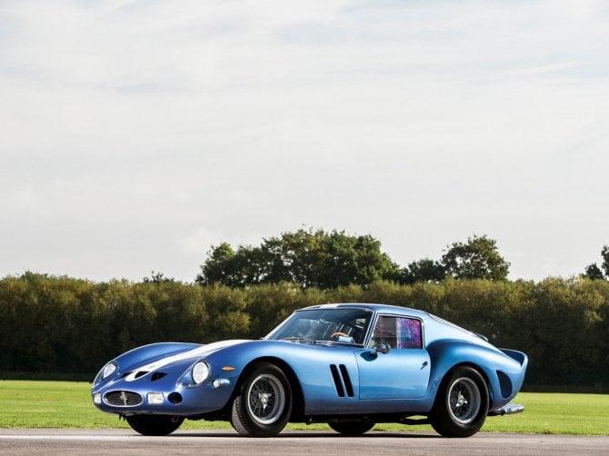 Ferrari record: 55 milioni di dollari per questa 250 GTO del 1962