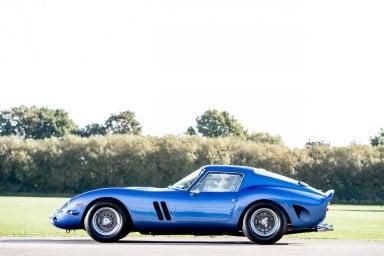 La Ferrari dei record: 55 milioni di dollari per questa 250 GTO del 1962