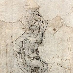 Parigi. Scoperto disegno di Leonardo. È uno dei San Sebastiano mancanti