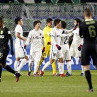 Mondiale Club: 3-0 all'Atletico Nacional, Kashima Antlers in finale