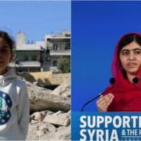 Siria, l'appello di Malala: