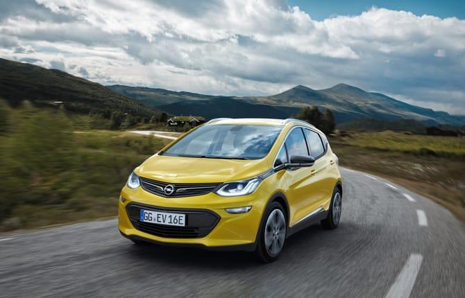 Opel Ampera-e, si parte dalla Norvegia