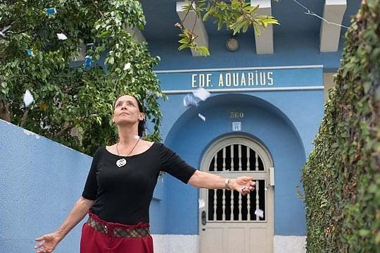 'Aquarius', le battaglie di Sonia: