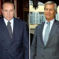 Mediaset-Vivendi, vite parallele (anche nelle debolezze) di Silvio e Vincent